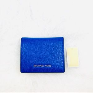 Michael Kors Mercer Leather Wallet